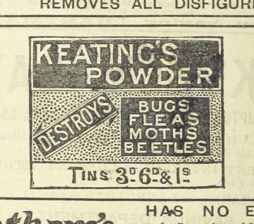 Keatings powder