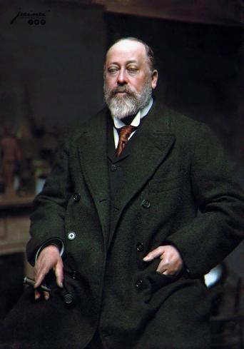 edward 1901