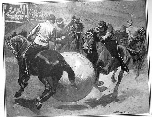 Military Tournament 1904