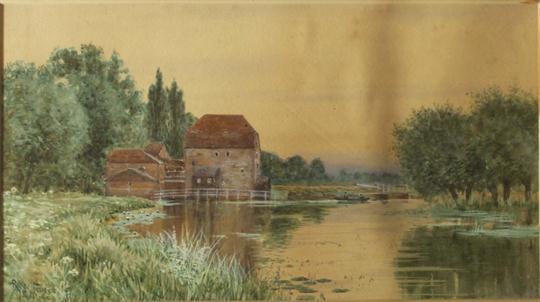 shiplake mill
