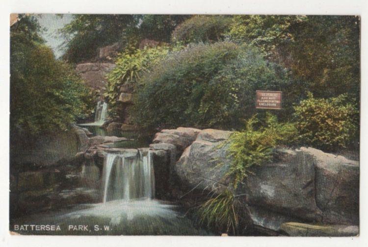 battersea park 1908