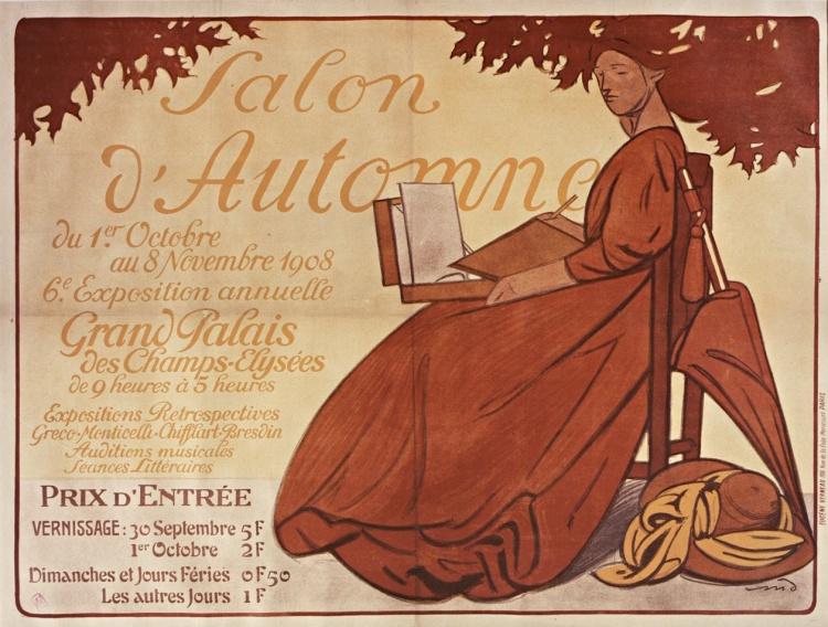 Maxime_Dethomas_-_Salon_d'Automne_exhibition_poster_(1908)