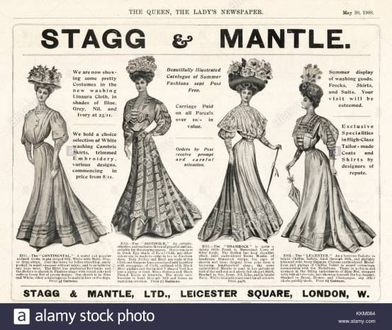 1908-uk-magazine-stag-mantle-ladies-fashions-ad-KKM064