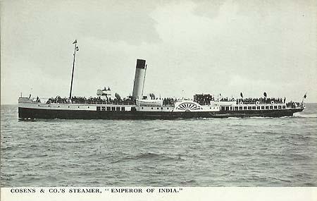 emperor of india