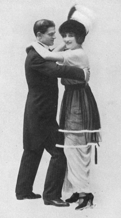 tango 1913