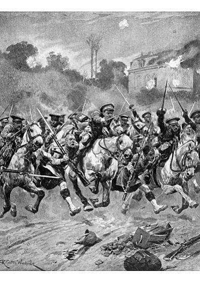 WW1 - Battle of St Quentin 1914