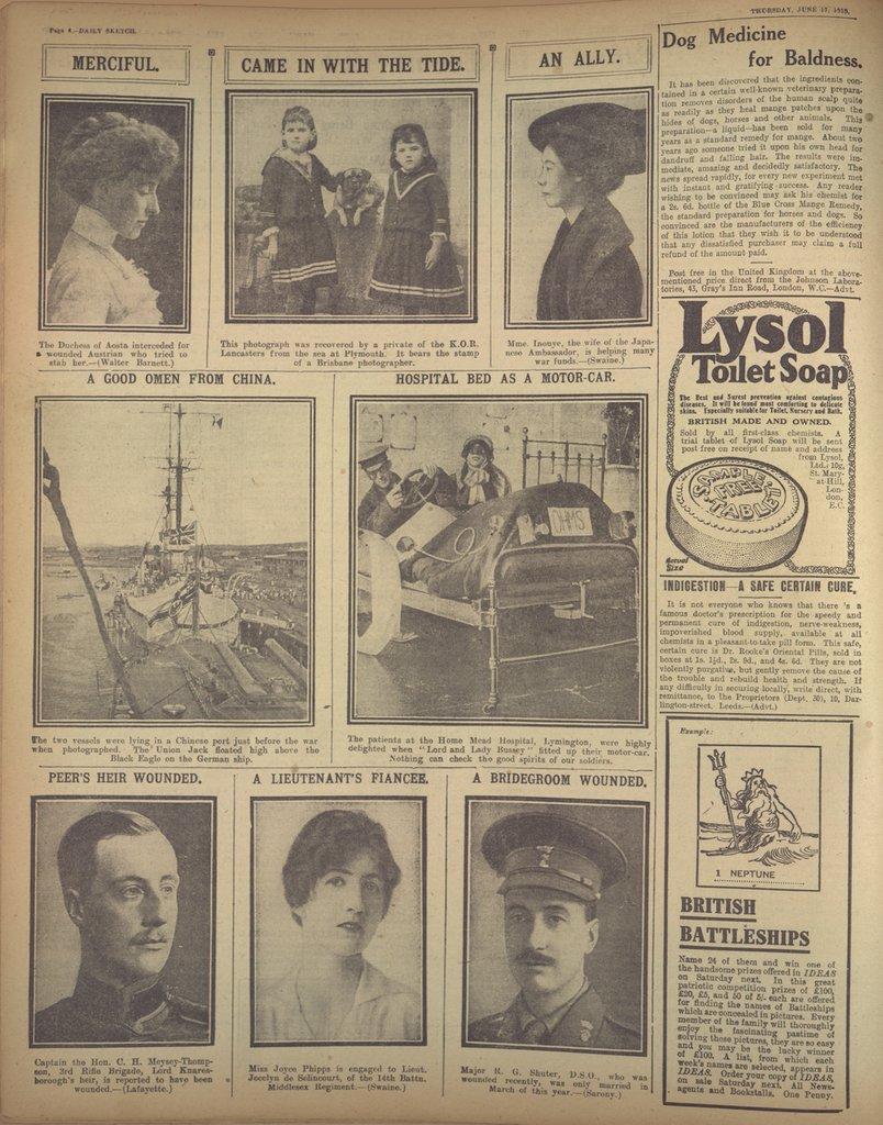 1915 lysol
