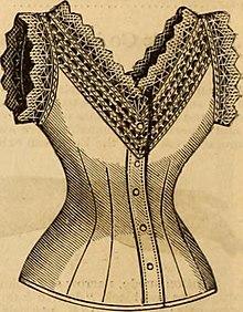 cache corset