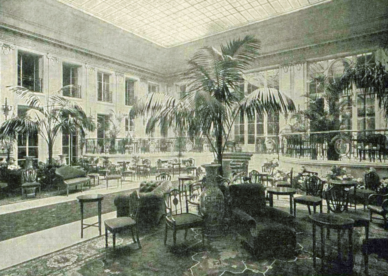 Carlton_Palm_Court_1899