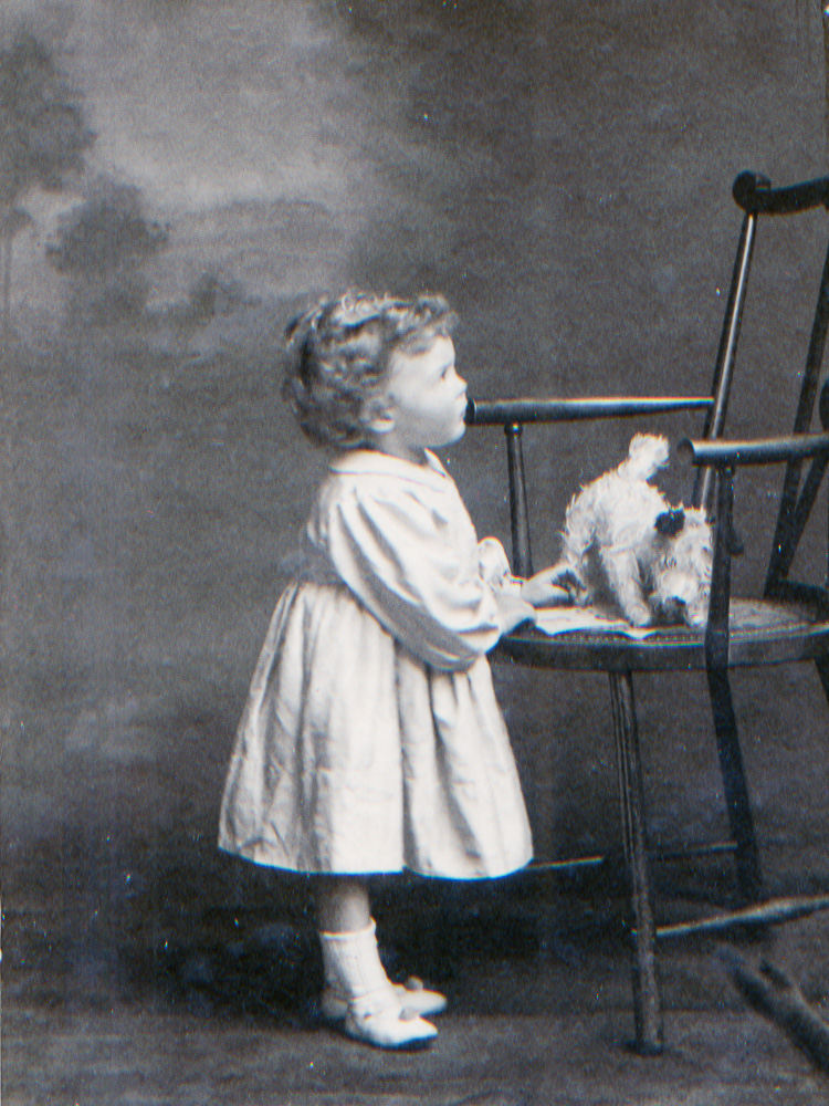 Eva about 1 year or 1:2 years or 2