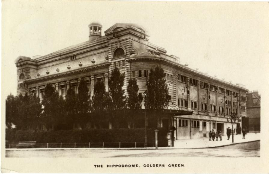golders green hippodrome