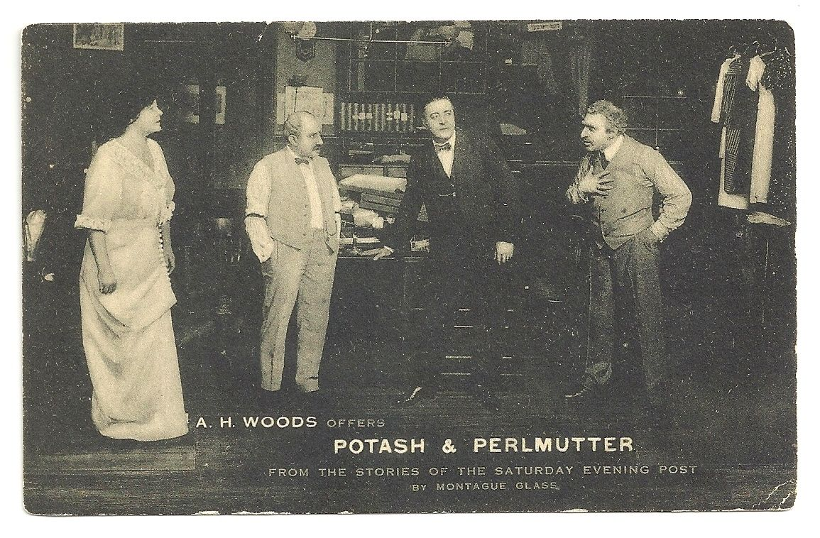 Potash_and_Perlmutter_1913_postcard