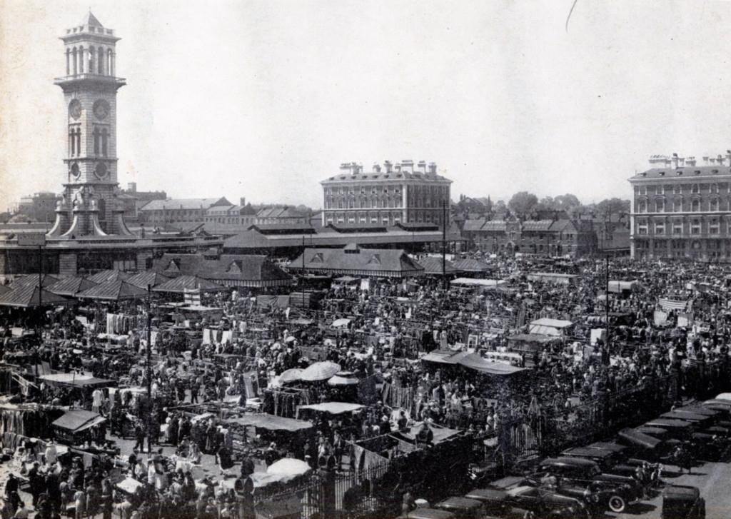 caledonian market