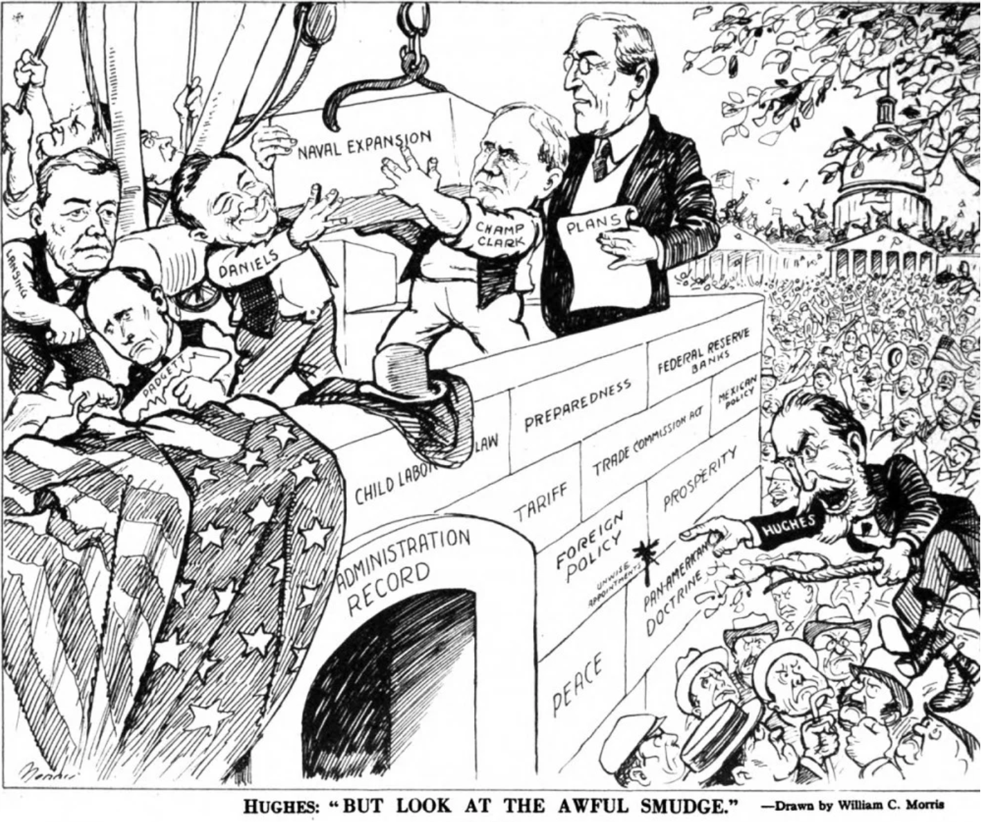 wilson hughes 1916