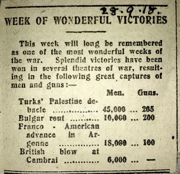 Insert 1918