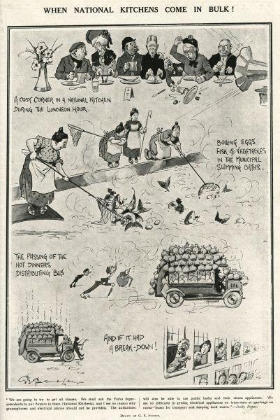 When national kichens come in bulk! 1918