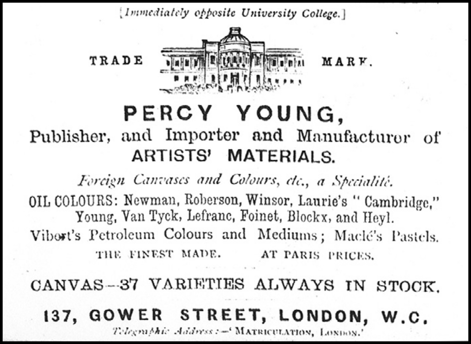percy young