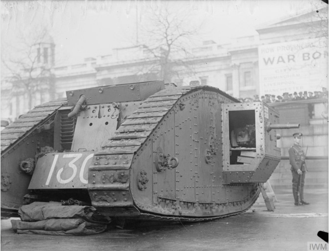 Tank Bank
