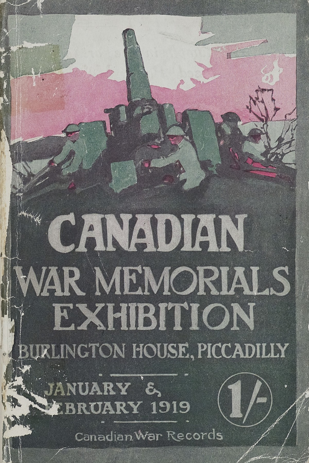 canadian war