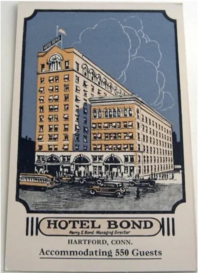 Bond hotel