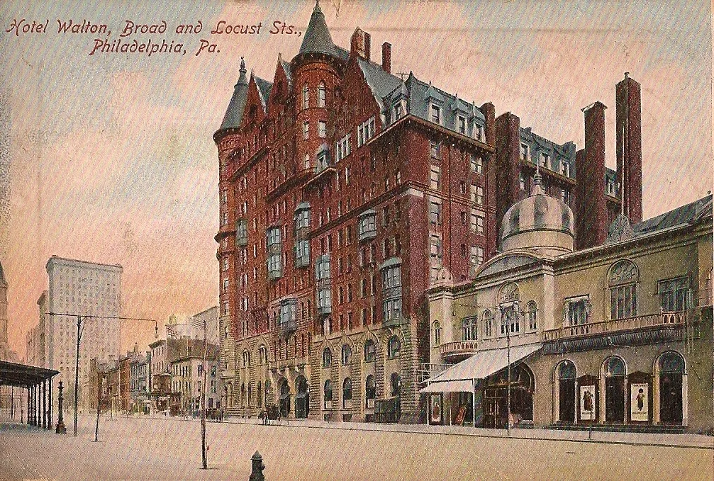 Hotel walton