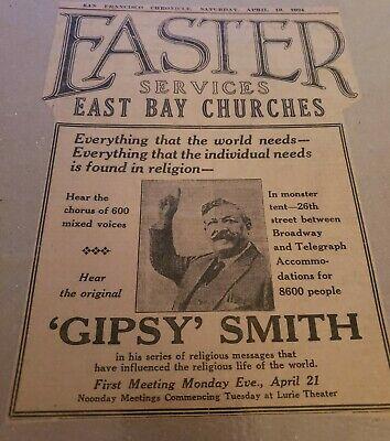 gypsy smith