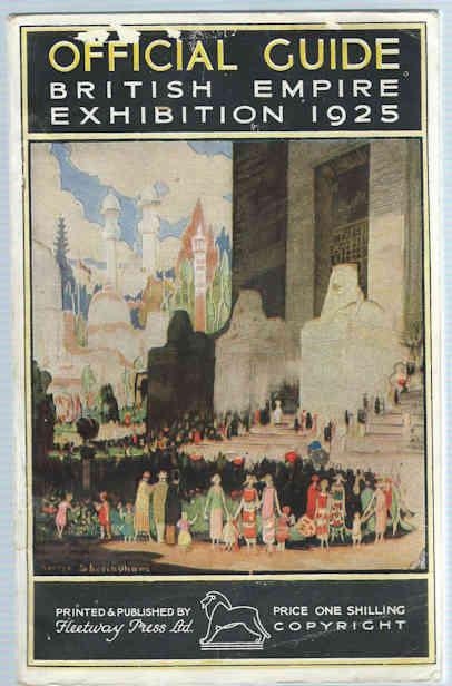 1925 wembley exhibition