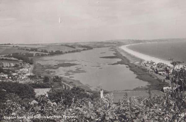 slapton-sands-devon-real-photo-postcard-61850-p