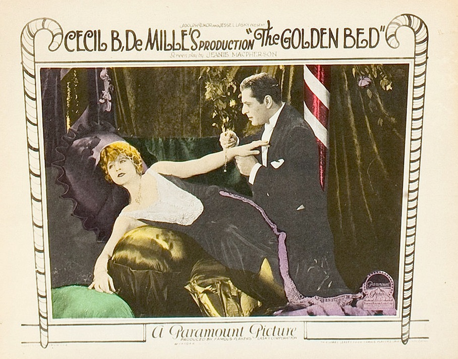 the golden bed